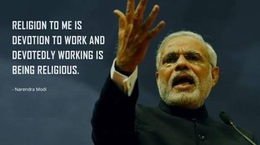 Devotion to Work